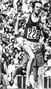 Lasse Virén on viimeisin suomalainen suurjuoksija. Münchenissä 1972 hän voitti kultaa 5 000 ja 10 000 metrillä.