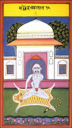 These are images from a manual of Haya Yoga postures from the Punjab dated about The illustrations are painted on thick card and the explanations in Hindi verses are written on the back. Yoga Images, Yoga Pictures, Indian Yoga, Indian Art, Yoga Painting, Yoga Illustration, Yoga Dance, Krishna Art, Yoga Art