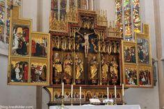 St Jakob's Church, unknown altarpiece (plate 2)