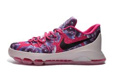 sports shoes f8f6f bb1d2 for sale New Nike Zoom KD 8 EP Kevin Durant Red White mens Basketball Shoes