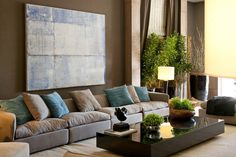 Almofadas são ideais para trazer conforto, aconchego e muito charme à decoração!