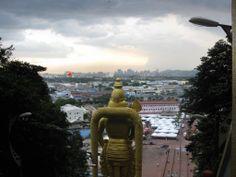 Beyond the Postcard: Simple Kindness - Batu Caves, Kuala Lumpur Malaysia - Peanuts or Pretzels - Travel Blog