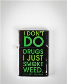 Drug free lol