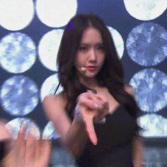 Yoona sexy SNSD MusicCore Girls Generation