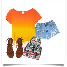 """Summer Days <3"" by maries1311 on Polyvore"