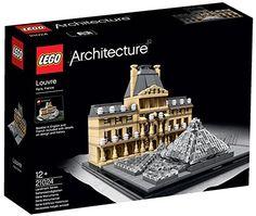 LEGO - Architecture 21024 Louvre LEGO http://www.amazon.it/dp/B00T52ZUVI/ref=cm_sw_r_pi_dp_9Ac6wb08F5WTH