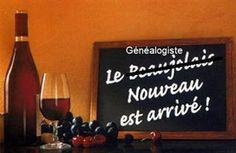 Rhit Genealogie - Le Blog : Le généalogiste nouveau est arrivé !