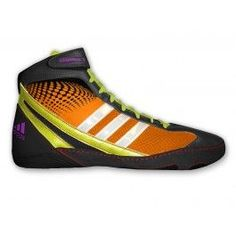 pick up 9d6dc 51d23 Adidas Response Wrestling Shoes in Bahia Orange we have these ordered can t  wait to get them