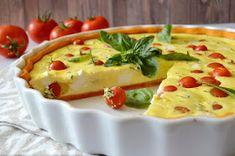 Citromhab: Paradicsomos pite Quiche, Mashed Potatoes, Meal Prep, Meals, Vaj, Breakfast, Ethnic Recipes, Food, Whipped Potatoes