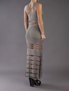 Bec & Bridge Anja Crochet Maxi Dress