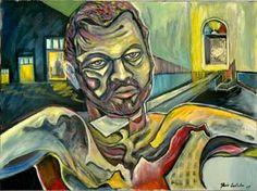 The Memory Painting by Xavier cortada