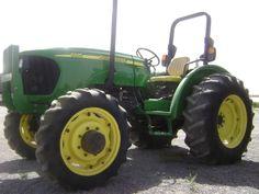 MAQUINARIA AGRICOLA INDUSTRIAL: Tractor John Deere 5325 4x4 $24,200 Dlls. 80HP (atmi24300) 1272 Hrs 4x4, John Deere Tractors, Vehicles, Symbols Of Strength, Heavy Machinery, Tractors, Ranch, Vehicle
