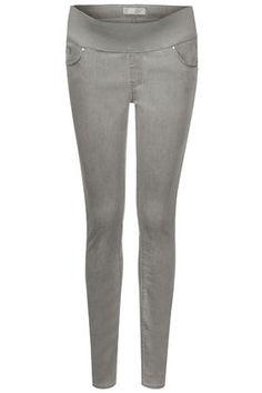 MATERNITY MOTO Light Grey Leigh Jeans