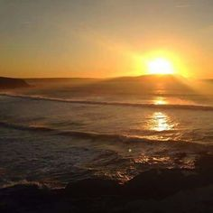 Sunset@Polzeath