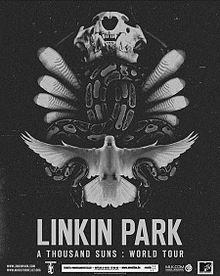 Linkin Park - A Thousand Suns- 2010