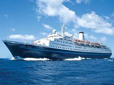 The Classic Marco Polo #Cruise #Ship
