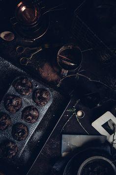 Chocolate Espresso Muffins | ChristiannKoepke.com