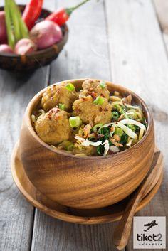 #Bakso - salah satu masakan yang mudah sekali dijumpai mulai dari Sabang sampai Merauke