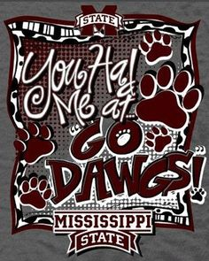 Proud to be a Dawg! :)