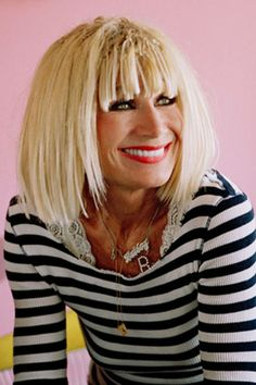 Designer Thanksgiving recipes: Betsey Johnson's Homemade Jellied Canned Cranberry Sauce