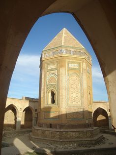 The Mongol's Prences' grave at 5000 years old Kirkuk Castle 12.century