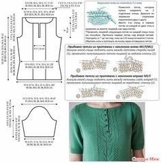 """Photo from album """"+Sylvatica by Robin Melanson - twist collective spring/summer on Yandex. Sweater Knitting Patterns, Knitting Charts, Knit Patterns, Vintage Patterns, Angora, Crochet Clothes, Robin, Knit Crochet, Men Sweater"""
