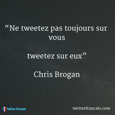 Tweetez sur eux