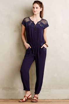 Anthropologie's New Arrivals: Jumpsuits, Shorts & Skirts - Topista #anthrofave