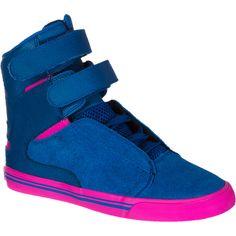 Supra Society High Top Skate Shoe - Women's