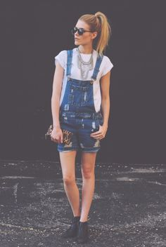 Image result for tumblr dungarees