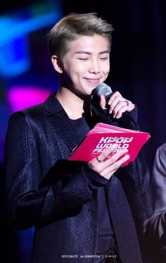 Rap Monster ♥ BTS