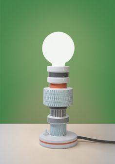 MORESQUE LAMP PASTEL TURNOT