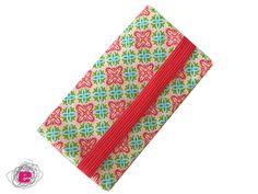 Portemonnaies - Handytasche 2in1, Handytasche Portemonnaie 2 in 1 - ein Designerstück von Fadenelemente bei DaWanda