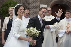 The Wedding of  Prince Jaime de Bourbon Parme and Viktoria Cservenyak