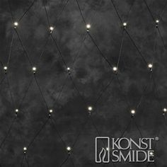 Konstsmide 4613-100 White Christmas Connectable Net Light - 100 LEDs