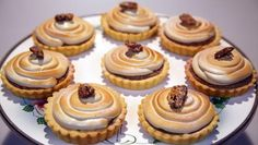 Brownie Recipes, Cookie Recipes, Rudolfs Bakery, Cake Cookies, Cupcake Cakes, Cupcakes, Sweet Pie, Mini Pies, Pie Cake