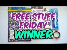 Free Stuff Friday Giveaway Winner Announced! - http://www.carryhaulwell.com/2015/09/free-stuff-friday-giveaway-winner-announced/ - free, friday, giveaway, video, youtube