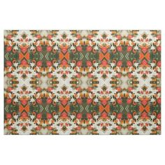 #Floral chic fabric - #personalize #chic