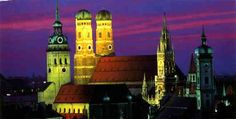 Munich, one of my favorite cities, actually