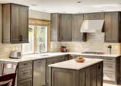 Steven Ray Construction, Inc. specializes in custom kitchen remodel services in Issaquah and the greater Seattle area.