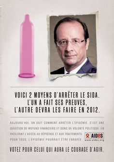 By TBWA Paris for AIDES