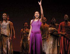 """Written in the Stars"" – Aida (Broadway)"