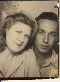 lovely 40's couple