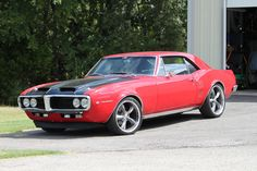 need pics of 1967 firebird with T/A hood - LS1TECH