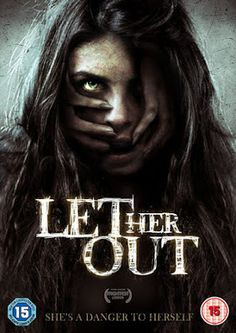 Last movie this week is Let Her Out by Antisocial director Cody Calahan. Horror Movies On Netflix, Best Horror Movies, Classic Horror Movies, Horror Books, Scary Movies, Good Movies, Film Horror, Movie Covers, Movie Titles