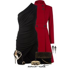 """""""Elegant & Cute"""" by amo-iste on Polyvore"""