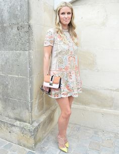 See your favorite stars during Paris Fashion Week fall/winter Nicky Hilton, Star Fashion, Fashion Show, Paris Fashion, Fashion Trends, Paris Hilton, Fall Winter 2015, Red Carpet Fashion, Celebrity Style
