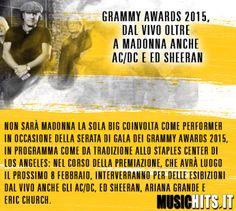 Gli +AC DC si esibiranno hai +grammy awards