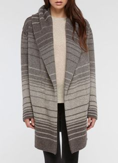 Vince sweater coat~ got a couple of these....they are the best!