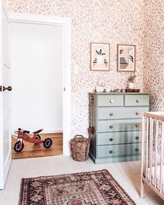 Maddy Evennett (@hutchinson.house) • Instagram photos and videos Kid Closet, Do Love, Dresser As Nightstand, Kidsroom, Nursery, Table, House, Furniture, Decluttering